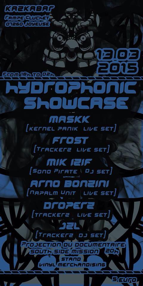 hydrophonic showcase